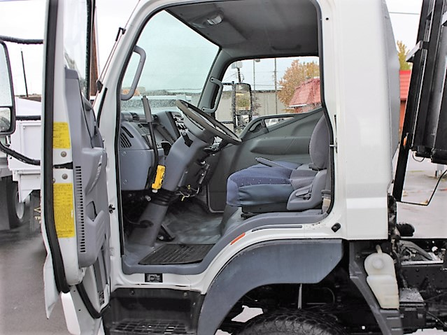 6029.Q. 2006  MITSUBISHI FUSO FG140 12 Ft.  Solid Steel Dump Truck from Town and Country Commercial Truck and Trailer Sales, Kent (Seattle), WA