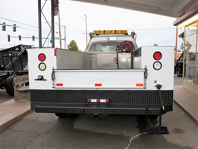 6179G. 2001 FORD F450 SUPER DUTY 11 service utility truck from Town and Country Commercial Truck and Trailer Sales, Kent (Seattle), WA