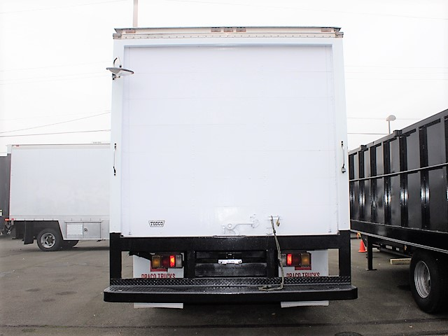 6096.G. 2005 ISUZU NPR 14 ft. box truck from Town and Country Commercial Truck and Trailer Sales, Kent (Seattle), WA