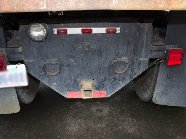 1995ES.F. 1995 FORD F750 10 ft. dump truck from Town and Country Commercial Truck and Trailer Sales, Kent (Seattle), WA