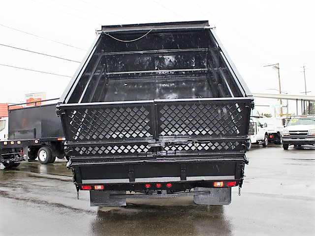 6205M. Non-CDL 2004 Chevrolet C4500 Kodiak 12 ft. landscape dump truck from Town and Country Commercial Truck and Trailer Sales, Kent (Seattle), WA