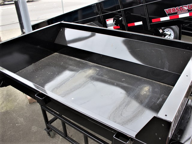 2. TD258. Pickup truck dump inserts from Town and Country Truck / Trailer, Kent (Seattle) WA.