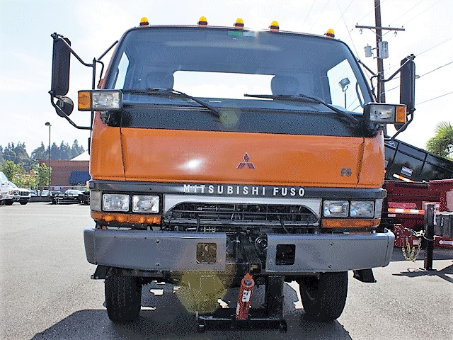 5968.C. 2002 Mitsubishi Fuso FG140 cab/chassis truck from Town and Country Commercial Truck and Trailer Sales, Kent (Seattle), WA