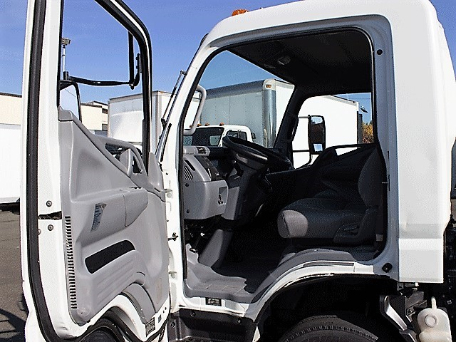 6288.P. 2008 Mitsubishi Fuso FE125 12 ft. dump truck from Town and Country Commercial Truck and Trailer Sales, Kent (Seattle), WA