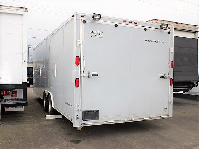 2002ALUM.D. 2002 CTA All Aluminum Auto Transport Trailer from Town and Country Commercial Truck and Trailer Sales, Kent (Seattle), WA.