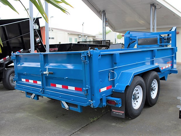 6222.H. New Midsota HV Series Gooseneck Trailer from Town and Country Commercial Truck and Trailer Sales, Kent (Seattle), WA.