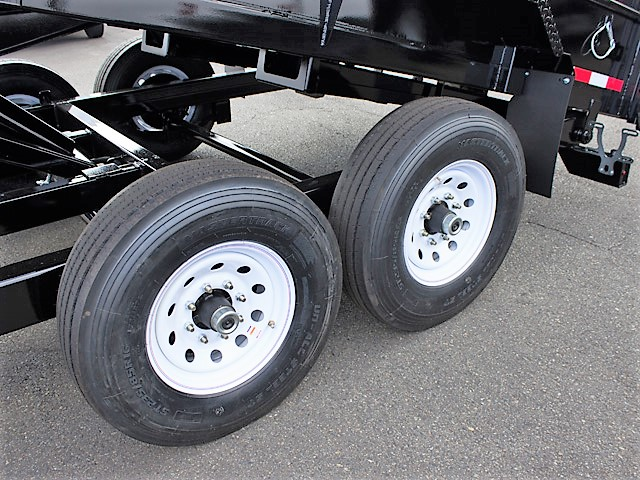 12. Other dump trailers from Town and Country Commercial Truck and Trailer Sales, Kent (Seattle), WA.