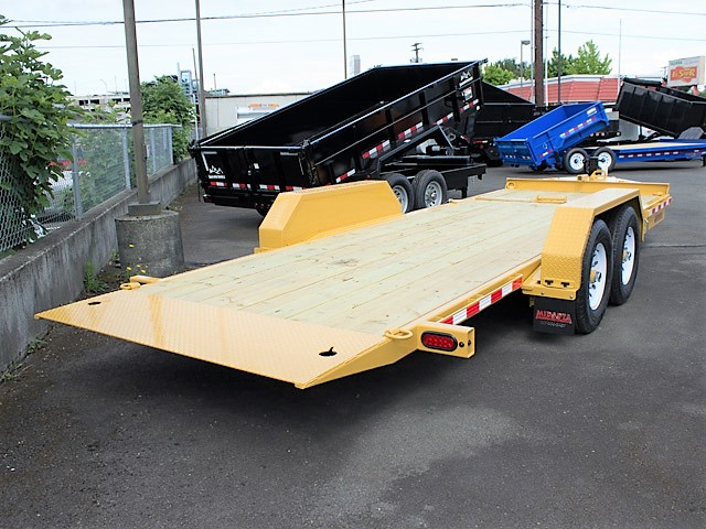3. Other dump trailers from Town and Country Commercial Truck and Trailer Sales, Kent (Seattle), WA.