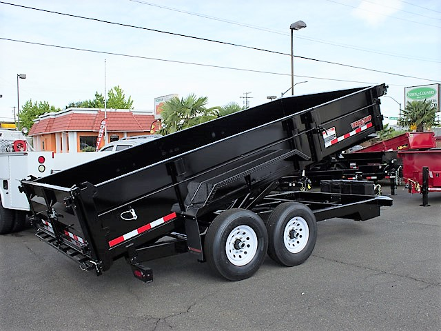 9. Other dump trailers from Town and Country Commercial Truck and Trailer Sales, Kent (Seattle), WA.