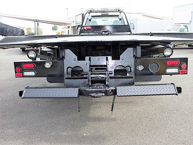 6376.O. 2006 FORD F550 19 ft. rollback with stinger truck from Town and Country Commercial Truck and Trailer Sales, Kent (Seattle), WA.