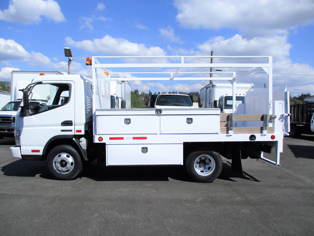 6454.P. 2005 Ford F650 14 ft. Chipper Dump Truck from Town and Country Truck and Trailer Sales, Kent (Seattle), WA.