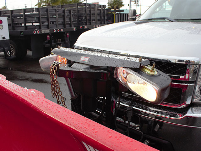 6523.C. 2012 Chevrolet Silverado 3500 HD 2-3 Yard Dump Truck with Western Snow Plow from Town and Country Truck and Trailer Sales, Kent (Seattle), WA.