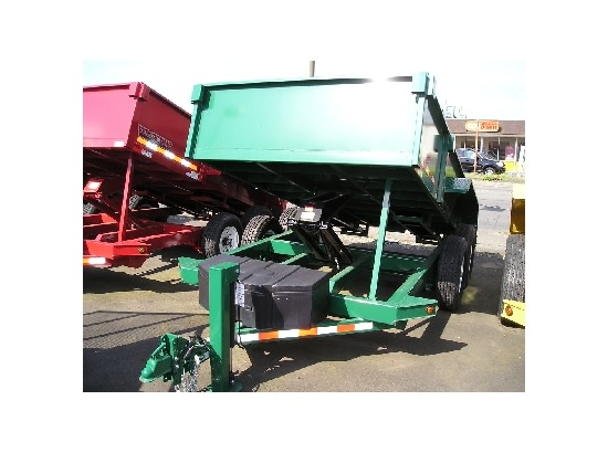 HV14X82.B. 2015 MIDSOTA VERSADUMP 14 ft. x 82 in.  Dump Trailer from Town and Country Commercial Truck Sales, Kent (Seattle), WA