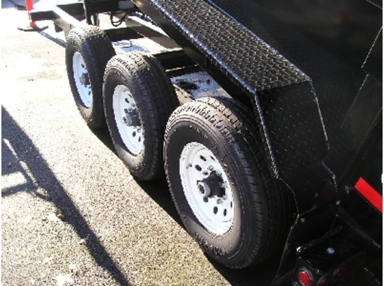 HV16X82.F. 2015 Midsota Versadump 16 ft. x 82 in. Dump Trailer from Town and Country Commercial Truck Sales, Kent (Seattle), WA