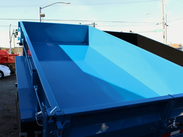 VersaHV14.E. 2016 Midsota Versadump HV-14 Commercial-Grade Dump Trailer from Town and Country Commercial Truck Sales, Kent (Seattle), WA