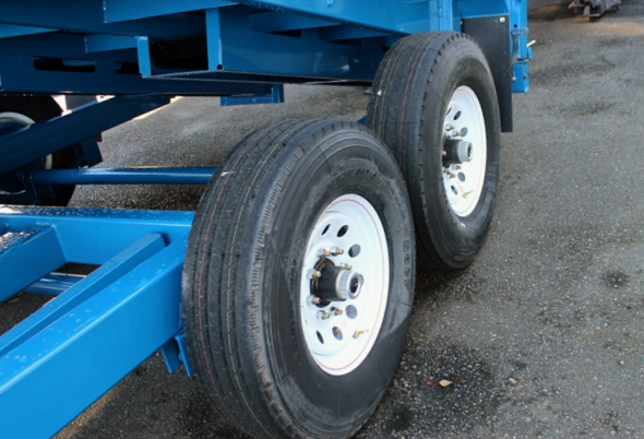 VersaHV14.I. 2016 Midsota Versadump HV-14 Commercial-Grade Dump Trailer from Town and Country Commercial Truck Sales, Kent (Seattle), WA