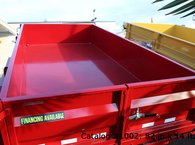 E. HV Series Dump Trailers from Town and Country Commercial Trailer and Truck Sales, Kent (Seattle), WA