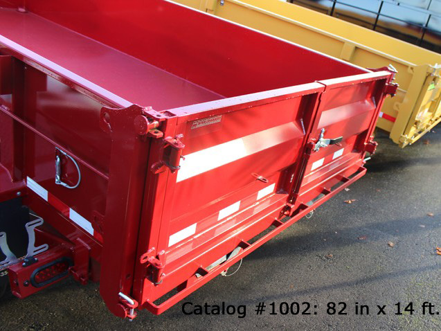 F. HV Series Dump Trailers from Town and Country Commercial Trailer and Truck Sales, Kent (Seattle), WA