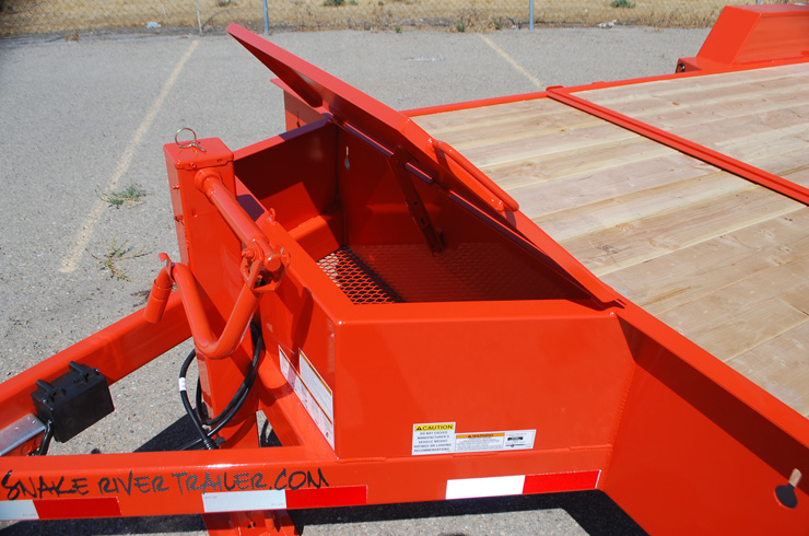 D. 3/4 Tilt Flatbed Trailers from Town and Country Commercial Truck and Trailer Sales, Kent (Seattle), WA