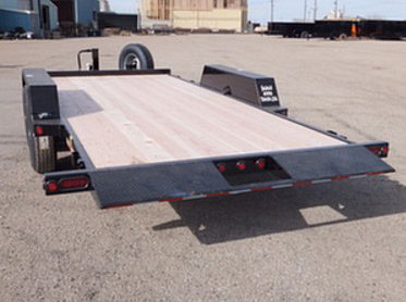 D. 16 Ft. Full Equipment Tilt Trailer from Town and Country Commercial Trailer and Truck Sales, Kent (Seattle), WA