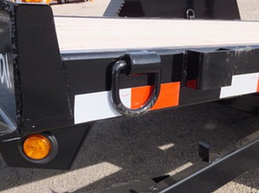 H. 16 Ft. Full Equipment Tilt Trailer from Town and Country Commercial Trailer and Truck Sales, Kent (Seattle), WA