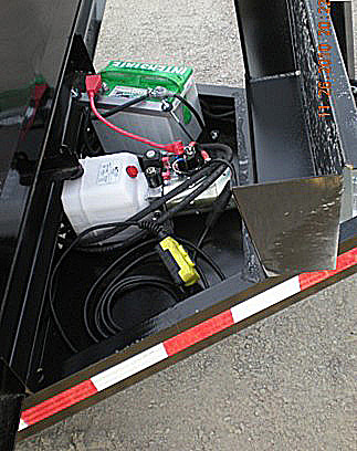 2. Nova DT Series Front Flat Rear Dump Trailer from Town and Country Commercial Truck and Trailer Sales, Kent (Seattle), WA