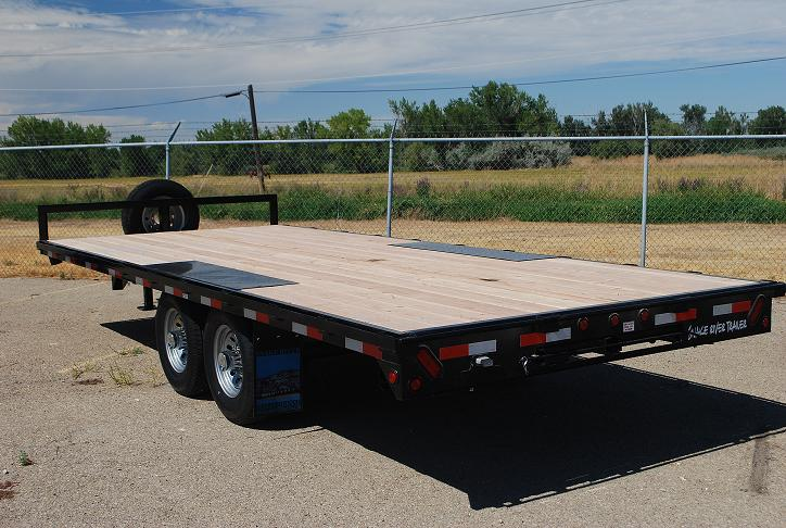 1. Deck Over Equipment Trailers from Town and Country Commercial Truck and Trailer Sales, Kent (Seattle), WA