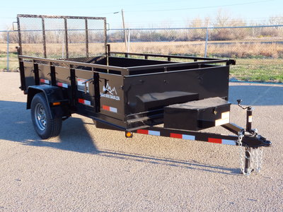 3. Snake River Dutility Trailer from Town and Country Commercial Truck and Trailer Sales, Kent (Seattle), WA