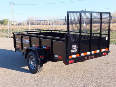 4. Snake River Dutility Trailer from Town and Country Commercial Truck and Trailer Sales, Kent (Seattle), WA