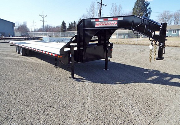 B. FBGN Series Gooseneck Flatbed Trailers from Town and Country Commercial Trailer and Truck Sales, Kent (Seattle), WA