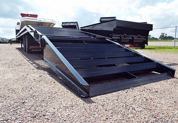 F. FBGN Series Gooseneck Flatbed Trailers from Town and Country Commercial Trailer and Truck Sales, Kent (Seattle), WA