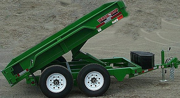 B. HE Series Dump Trailers from Town and Country Commercial Trailer and Truck Sales, Kent (Seattle), WA