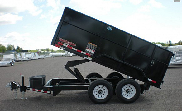 E. HE Series Dump Trailers from Town and Country Commercial Trailer and Truck Sales, Kent (Seattle), WA