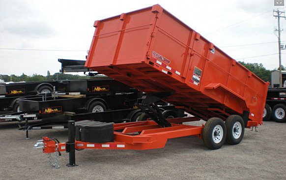 I. HE Series Dump Trailers from Town and Country Commercial Trailer and Truck Sales, Kent (Seattle), WA