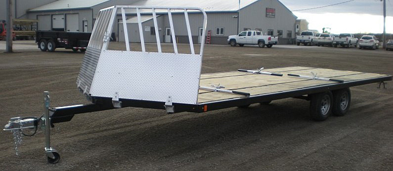 12. Nova Snow Series Trailer from Town and Country Commercial Truck and Trailer Sales, Kent (Seattle), WA