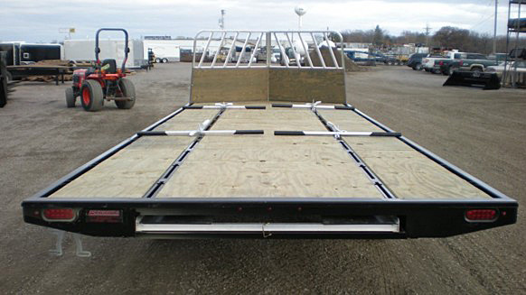 2. Nova Snow Series Trailer from Town and Country Commercial Truck and Trailer Sales, Kent (Seattle), WA