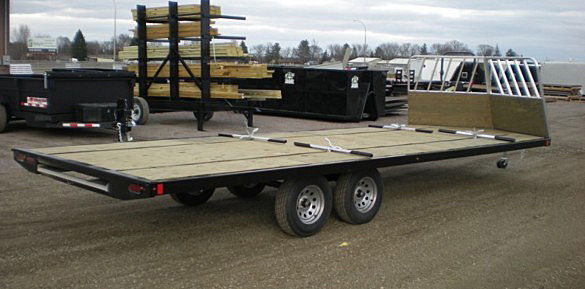 3. Nova Snow Series Trailer from Town and Country Commercial Truck and Trailer Sales, Kent (Seattle), WA
