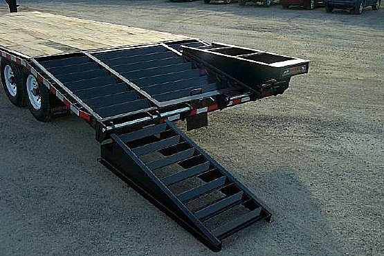 D. STO Series Deck Over Flatbed Trailers from Town and Country Commercial Trailer and Truck Sales, Kent (Seattle), WA