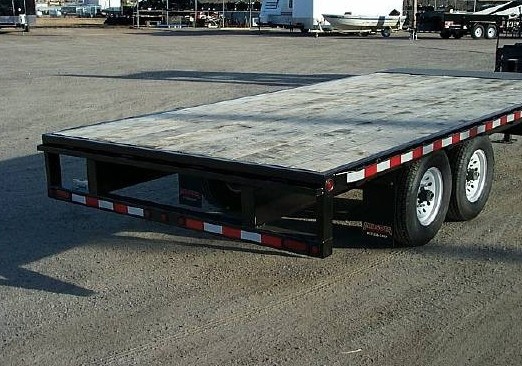 F. STO Series Deck Over Flatbed Trailers from Town and Country Commercial Trailer and Truck Sales, Kent (Seattle), WA