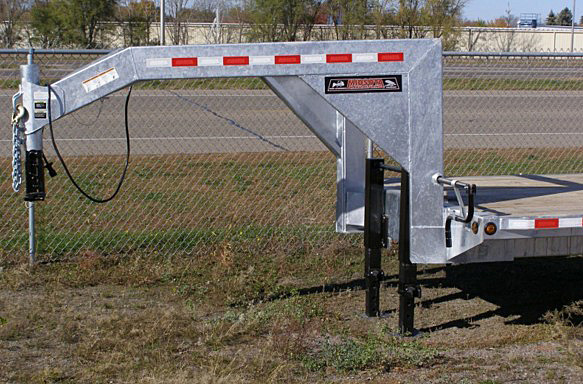 G. STO Series Deck Over Flatbed Trailers from Town and Country Commercial Trailer and Truck Sales, Kent (Seattle), WA