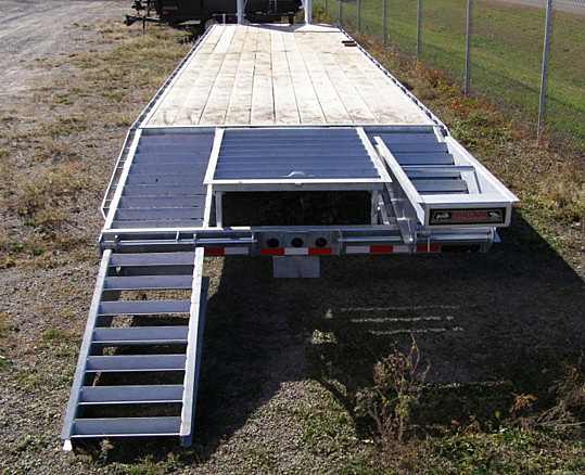 H. STO Series Deck Over Flatbed Trailers from Town and Country Commercial Trailer and Truck Sales, Kent (Seattle), WA