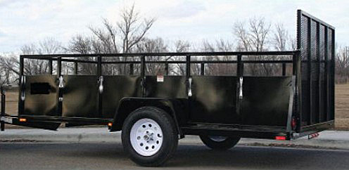 1. Steel Utility Trailers from Town and Country Commercial Truck and Trailer Sales, Kent (Seattle), WA