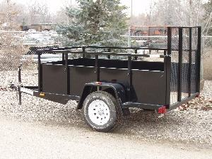 5. Steel Utility Trailers from Town and Country Commercial Truck and Trailer Sales, Kent (Seattle), WA