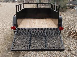 7. Steel Utility Trailers from Town and Country Commercial Truck and Trailer Sales, Kent (Seattle), WA