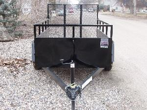 8. Steel Utility Trailers from Town and Country Commercial Truck and Trailer Sales, Kent (Seattle), WA
