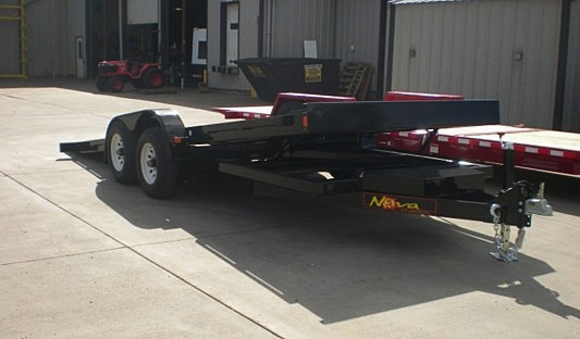 12. Nova TB Series Tilt Bed Trailer from Town and Country Commercial Trailer and Truck Sales, Kent (Seattle), WA
