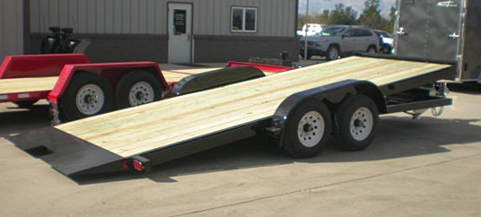 15. Nova TB Series Tilt Bed Trailer from Town and Country Commercial Trailer and Truck Sales, Kent (Seattle), WA
