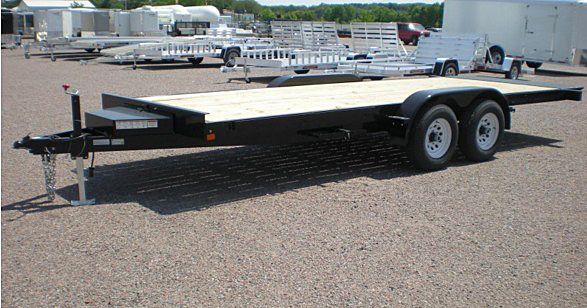 8. Nova TB Series Tilt Bed Trailer from Town and Country Commercial Trailer and Truck Sales, Kent (Seattle), WA