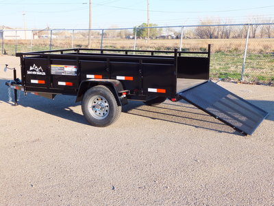 2. Snake River Dutility Trailer from Town and Country Commercial Truck and Trailer Sales, Kent (Seattle), WA