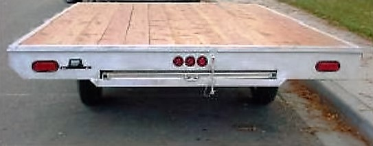 2081.C. Snake River Aluminum Sport Utility Trailers from Town and Country Truck and Trailer, Kent (Seattle) WA